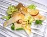 Assaggi di Teatro: insalata di funghi porcini