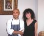 Assaggi di Teatro: Maria Luisa Basile e lo chef Anthony Genovese commentano la performance dedicata all'Otello