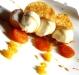 Assaggi di Teatro: Finanziera all'ananas e zafferano, gelato di panna e rhum