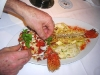 Assaggi di Teatro: le mani dello chef Massimo Riccioli