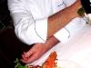 Assaggi di Teatro: lo chef Massimo Riccioli e lo Scorfano grigliato ai 4 sali