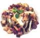 Assaggi di Teatro: pappardelle al nero di seppia con ragù di cinghiale, pere al vino rosso, pecorino