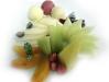 Assaggi di Teatro: Composizione di frutta fresca e sorbetti
