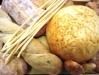 Assaggi di pane di lievito madre al Convivio Troiani