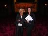 Assaggi di Teatro: Angela Cutò - ETI - e Isabella Guidoni - Teatro Valle - alla prima del Teatro Valle