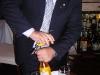 Assaggi di vino: il Sommelier Massimo Troiani sceglie un cavatappi in tono con il colore ambrato del vino passito