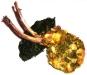 Assaggi di Teatro: costolette di maiale con mandorle e pistacchi