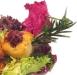 Assaggi di teatro: Baccalà islandese alla piastra con capperi, acciughe, olive nere, pomodori secchi