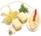 Assaggi di Teatro: baccalà islandese mantecato e lesso con purea di patate e crostini