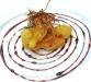 Assaggi di Teatro: zeppola di astice con salsa agrodolce