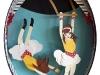 Assaggi di circo: le trapeziste