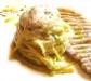 Assaggi di Teatro: spaghetti con broccolo romano e arzilla con olio al finocchietto