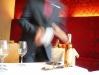Assaggi di vino: il sommelier e l'Aristeo Feudi della Medusa