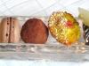 Assaggi di Teatro: la piccola pasticceria di Marion Lichtle, miglior pastry chef d'Italia Premio Lavazza 2009