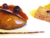 Scaloppa e foie gras al torcione - Antica Corona Renzo, Cervere