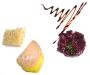 Foie gras con sale, barbabietola e pan brioche di Maurizio Santin - Il Cuoco Nero, Roma