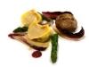 Tortelli di anatra al foie gras con grice di Ugo Alciati - Guido, Pollenzo