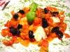 Assaggi di Teatro: Merluzzo, cous cous, olive nere e cous cous