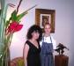 Assaggi di Teatro: la giornalista Maria Luisa Basile e la Pastry chef del Pagliaccio Marion Lichtle
